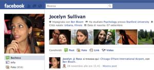 Nuovo profilo di Facebook