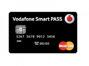 Vodafone Smart Pass NFC