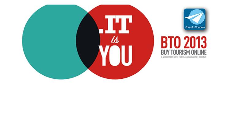 BTO 2013 - Buy Tourism Online